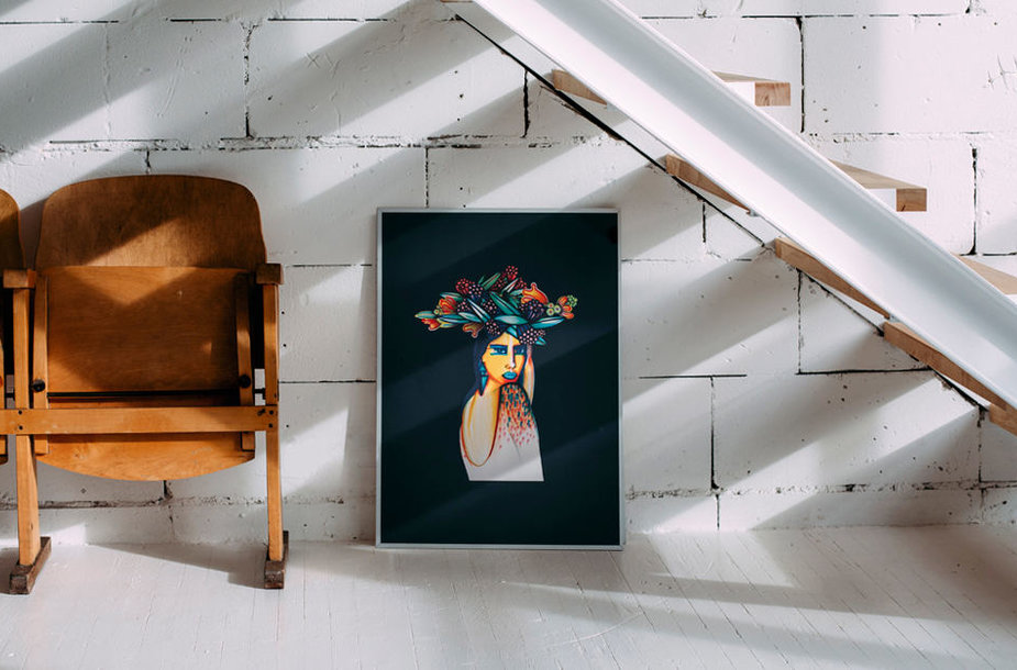 """The House of neon"", Agnė Kuniutytė"