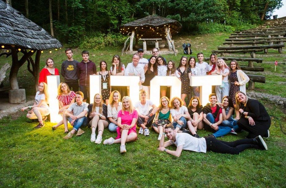 """Kasmetinis LiJOT organizuojamas jaunimo festivalis """"Dalinkis vasara"""""""