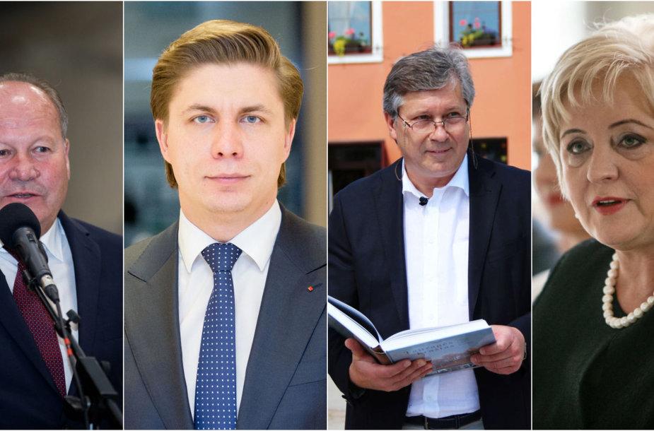 V.Makūnas, M.Sinkevičius, S.Grinkevičius, N.Dirginčienė
