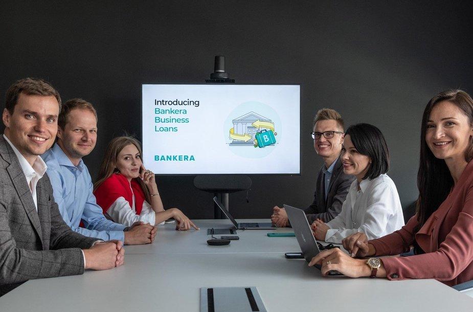Bankera team