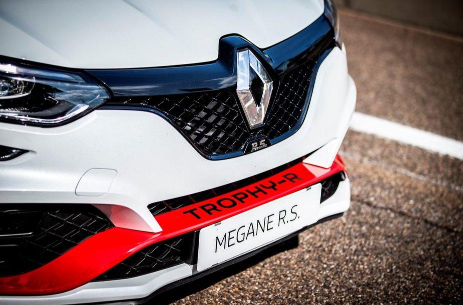 """""""Renault Megane R.S Trophy-R"""""""