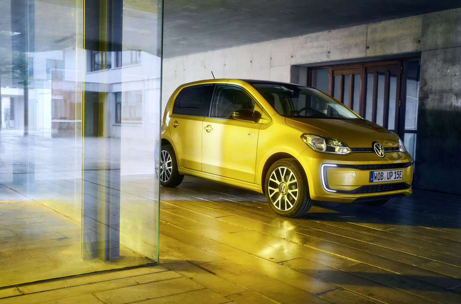 """Volkswagen e-up"""