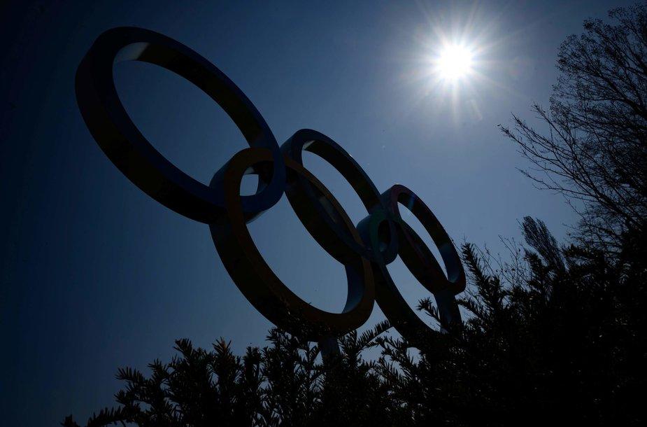 Olimpinės žaidynės gali būti nukeltos ar net atšauktos
