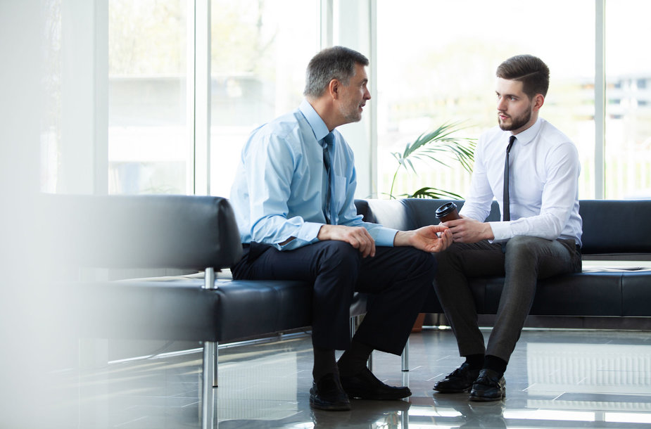 Pokalbis darbe