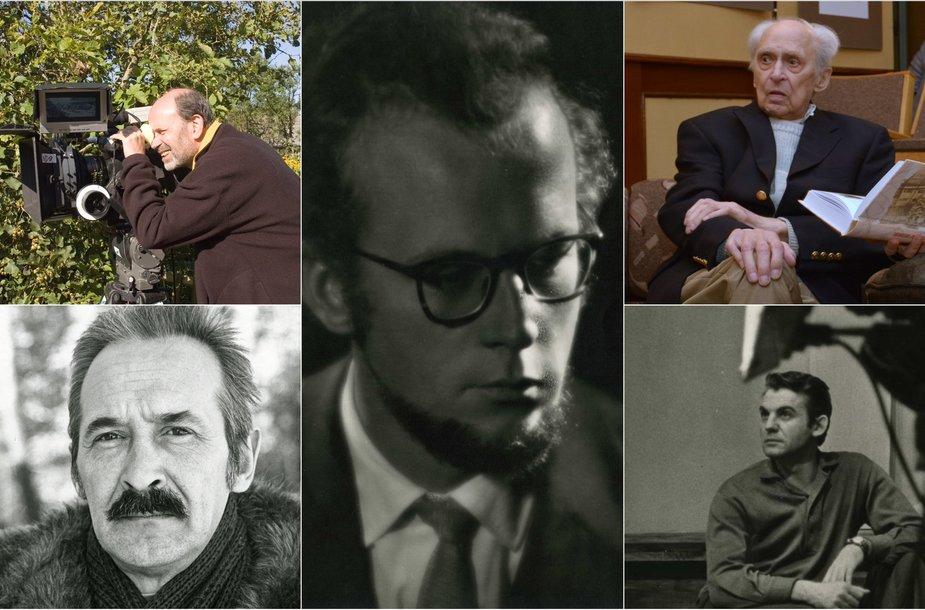 Lietuvos kino pionieriai