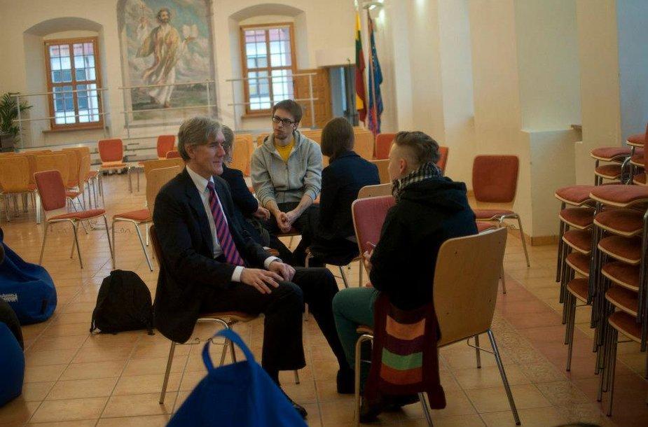Nyderlandų Karalystės Ambasadorius Lietuvoje Kornelis Spaans