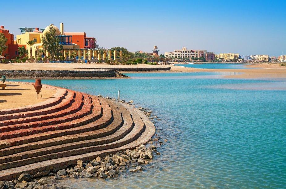 Papasakojo apie atostogas Egipte: keliautojai jaučiasi saugiai, mėgaujasi išskirtine ramybe