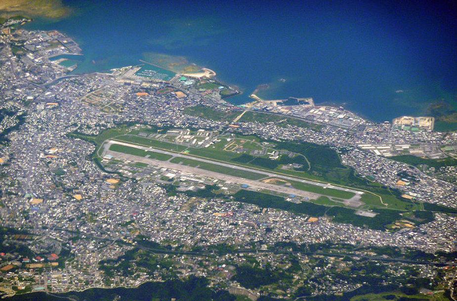 Futenma karinė bazė Okinavoje