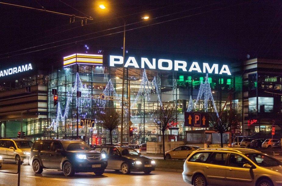 """""""Panoramos"""" fasadas išrinktas vienu gražiausių."""
