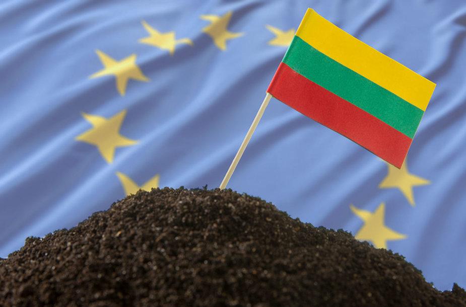 Lietuvos žemės pardavimas užsieniečiams