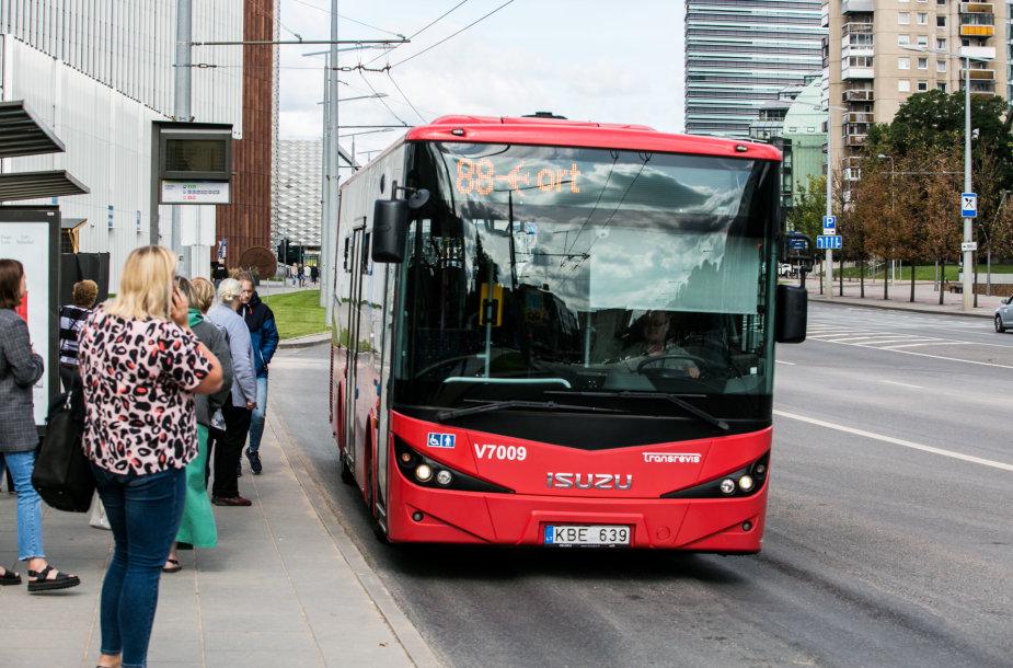 88 autobusas