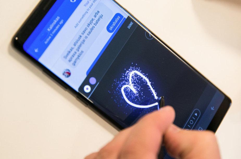 """Samsung Galaxy Note 8"""