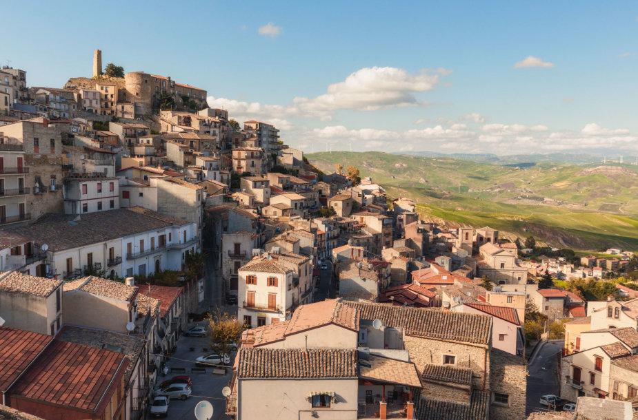 Kamarata (Cammarata), Sicilija