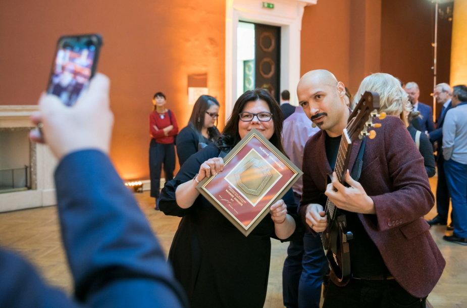 """""""Vilniaus svetingumo 2017"""" apdovanojimai"""