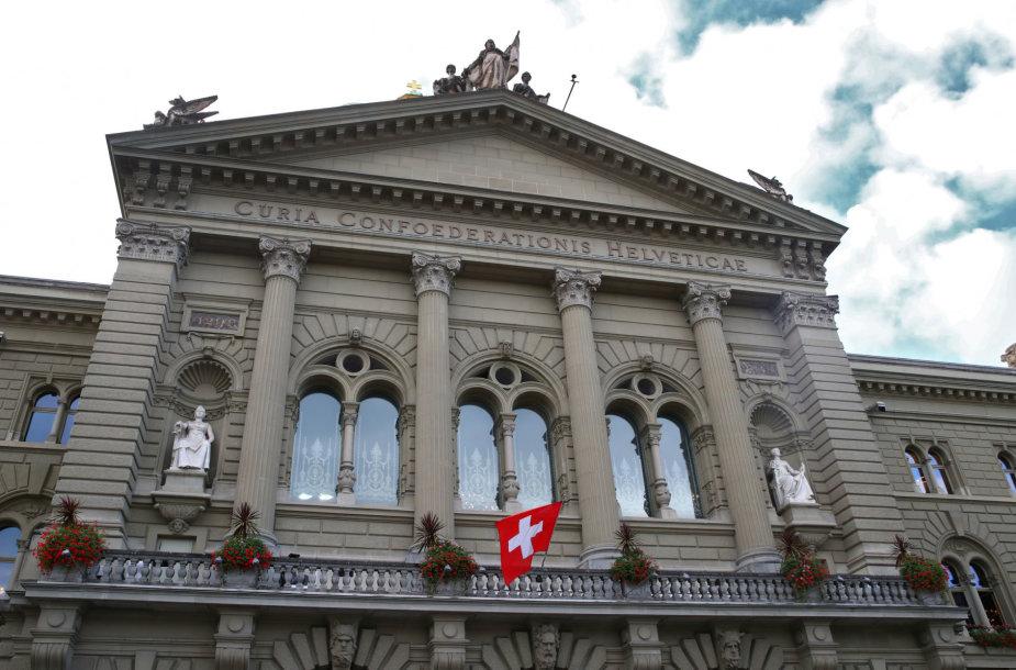 Šveicarijos parlamentas