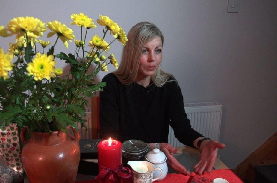 Panevėžietė Vilma Racickienė