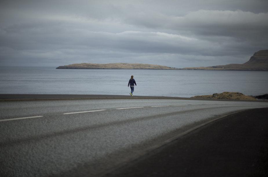 Farerų salose laukiama Saulės užtemimo