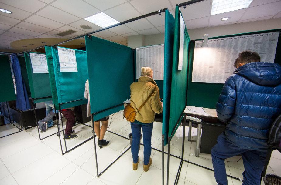 Išankstinis balsavimas