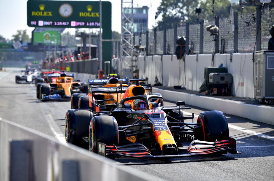Formulės 1 lenktynės Monzoje, Italijos GP