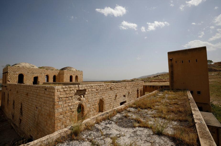 Karo randai Izraelio ir Palestinos teritorijoje