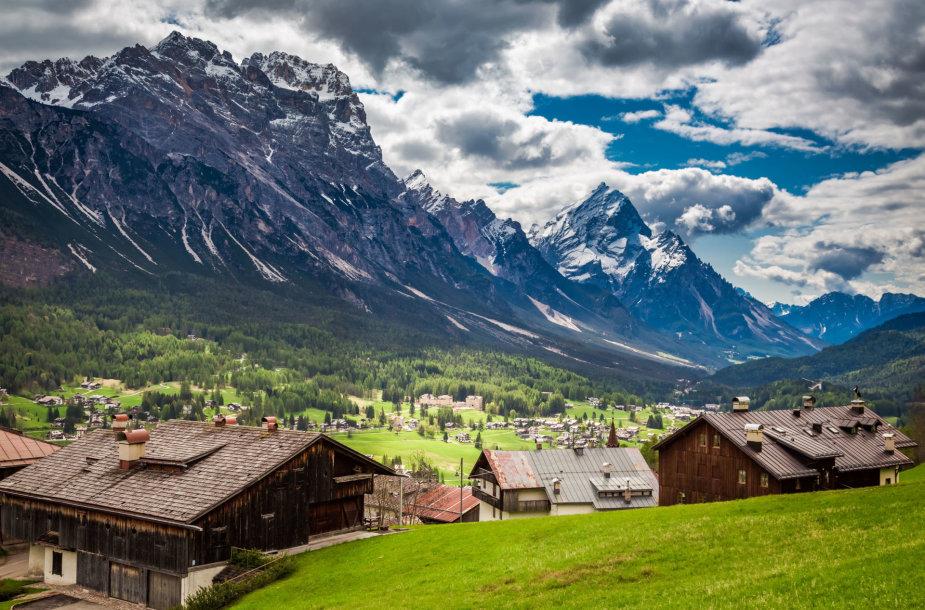 Kortina d'Ampecas (Cortina D'Ampezzo)