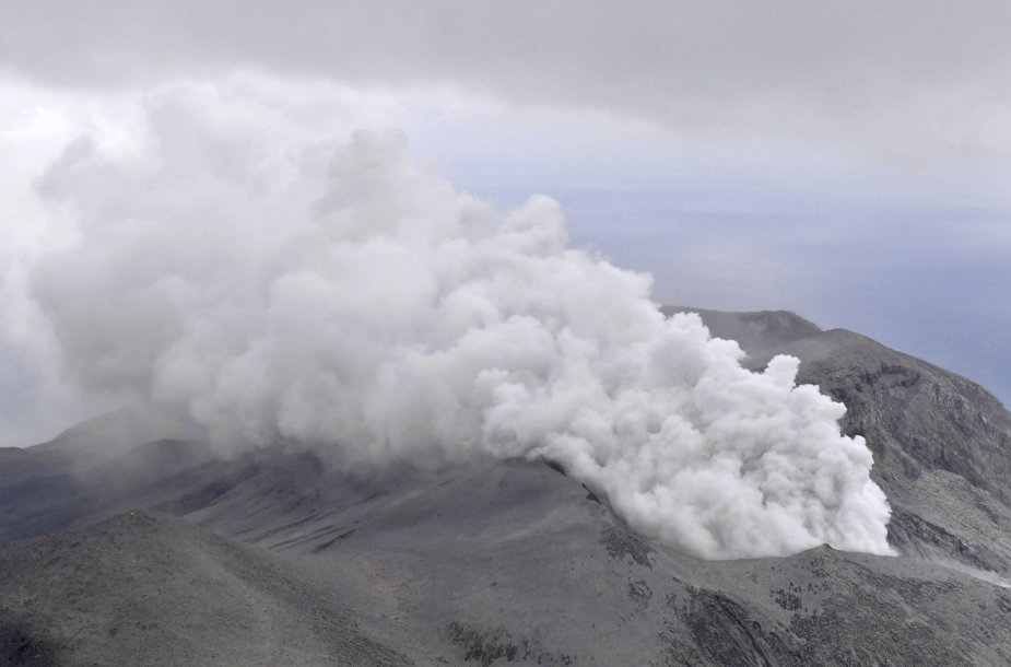 Šindakės ugnikalnis