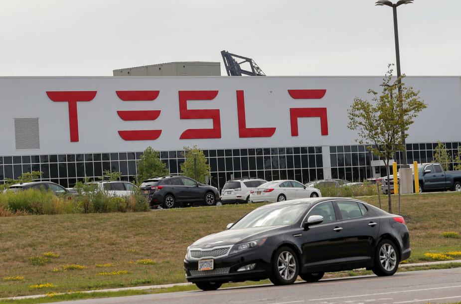 "Tesla ""Gigafabrikas"" (Gigafactory 2)"