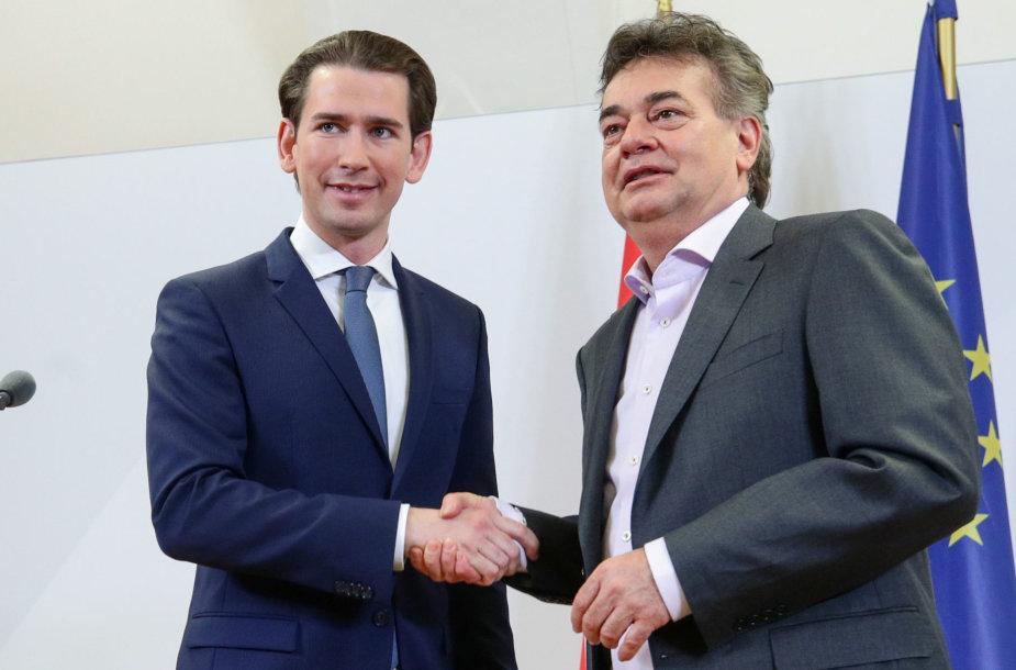 Sebastianas Kurzas ir Werneris Kogleris