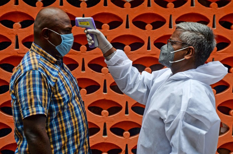 Pandemija Indijoje