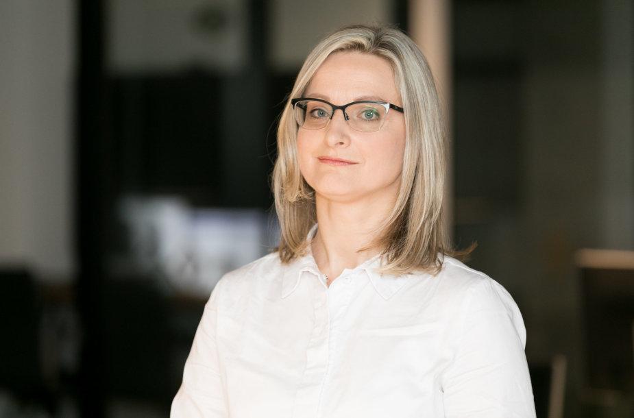 """Dr. Raimonda Alonderienė, ISM Vadybos ir ekonomikos universiteto profesorė, """"Devbridge"""" žmonių ir organizacijos vystymo direktorė"""