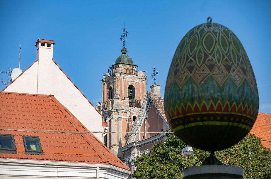 Savaitgalį Vilniuje – ekskursijos troleibusais, autobusais, dviračiais ir pėsčiomis