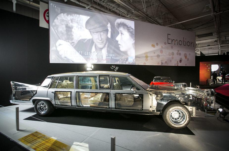 Kino filmų automobiliai