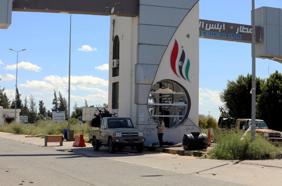 Tripolio oro uostas