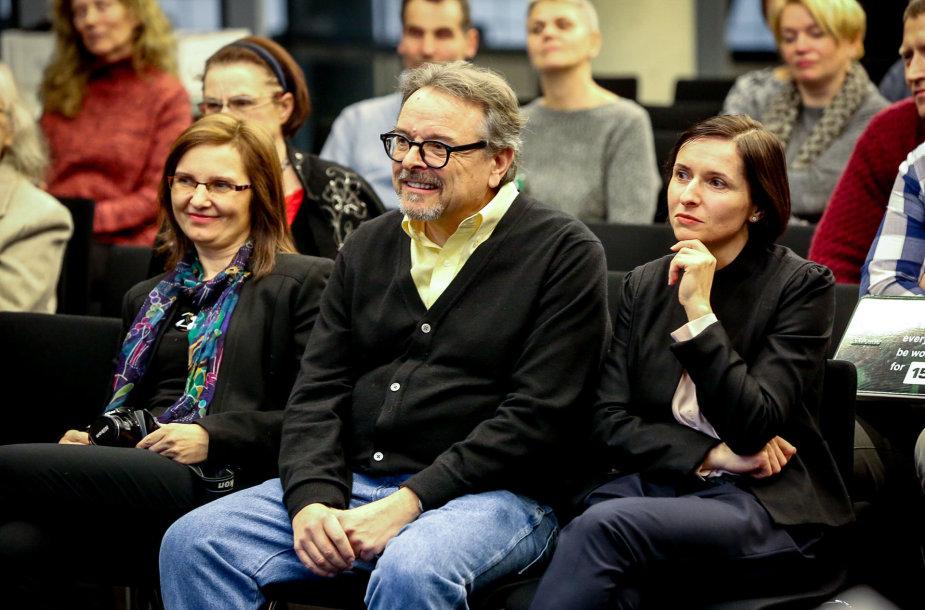 """Kęstučio Nako knygos """"Kai Lietuva valdė pasaulį"""" pristatymas"""