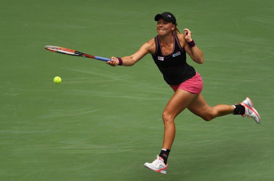 Serena Williams prieš Johanną Larsson