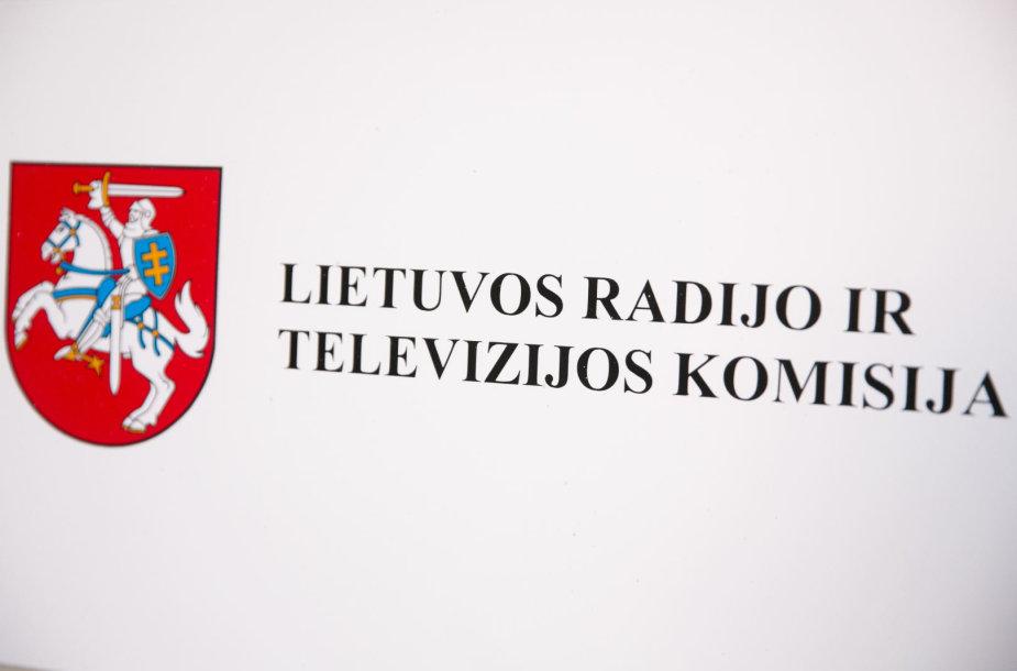 Lietuvos radijo ir televizijos komisija