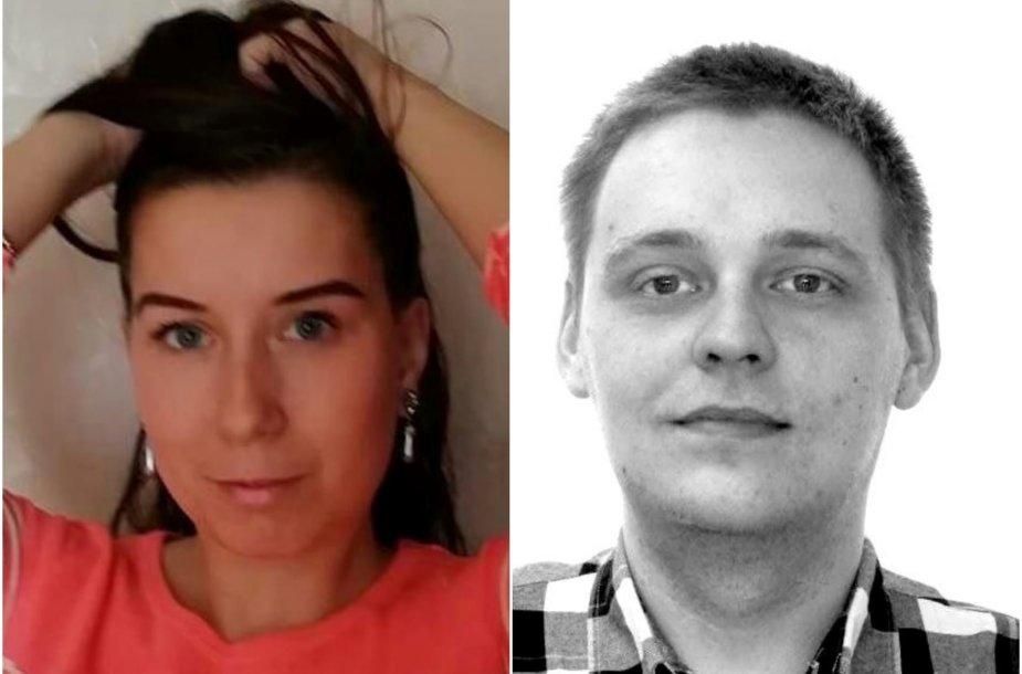 Alina Sriebaliūtė, Mykolas Ruikys