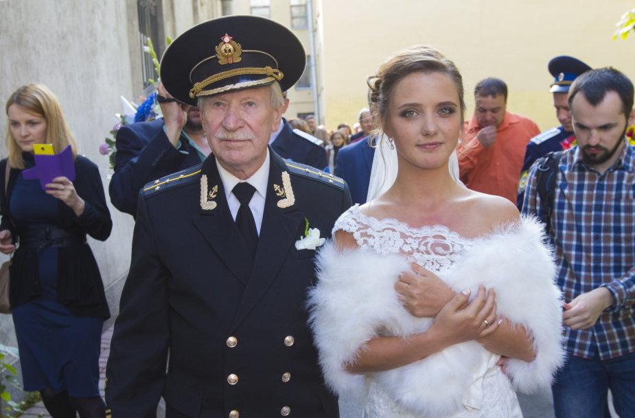 Ivanas Krasko ir Natalija Ševel