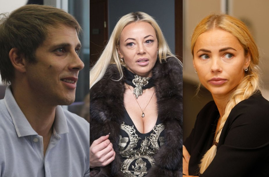 Nerijus Antanavičius, Mia, Goda Alijeva