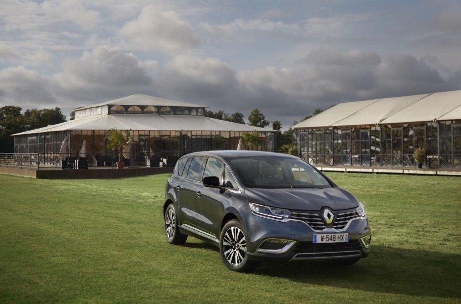 "Atnaujintas ""Renault Espace"""