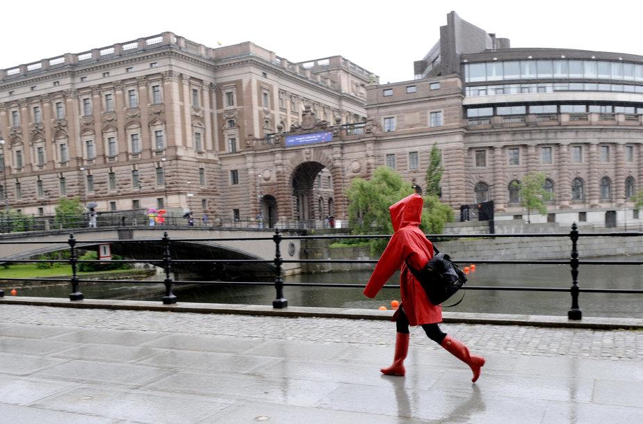 Švedijos parlamentas – Riksdagas