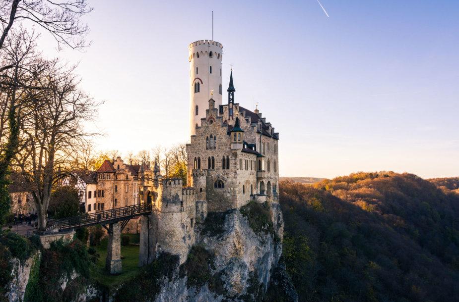 Lichtenšteino pilis Vokietijoje