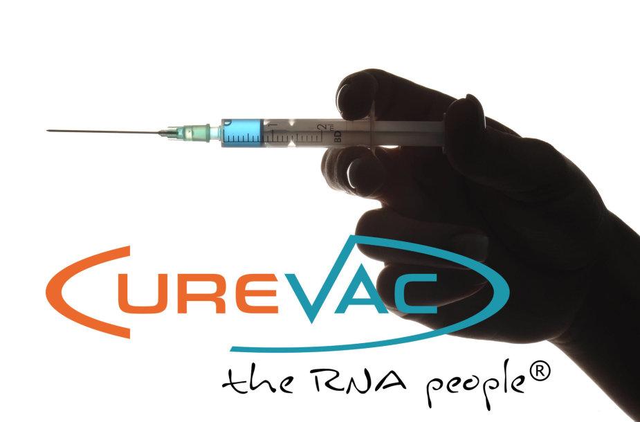 """CureVac"" vakcina"