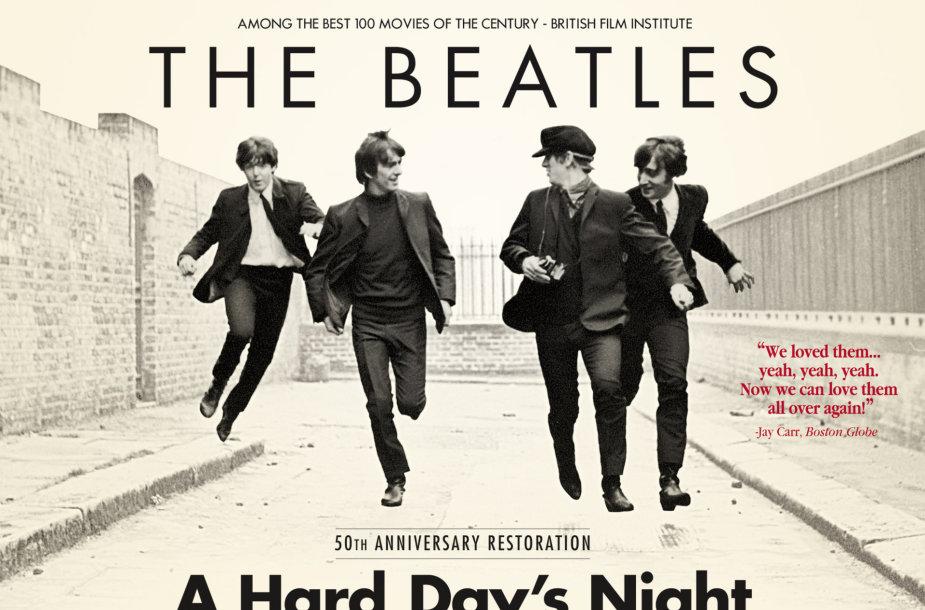 "Filmas ""The Beatles: A Hard Day's Night"""