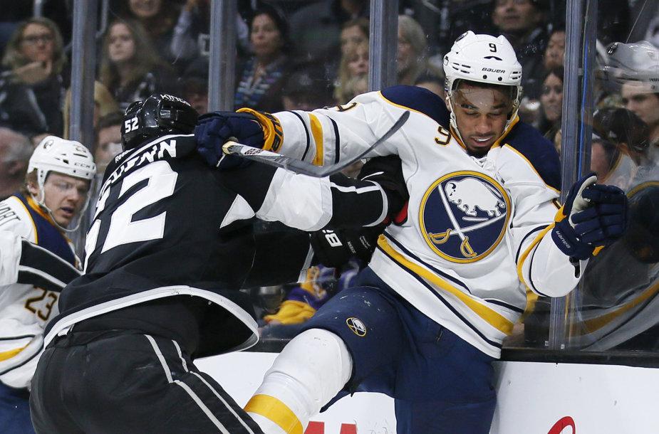 """NHL: """"Buffalo Sabres"""" – """"Los Angeles Kings"""""""
