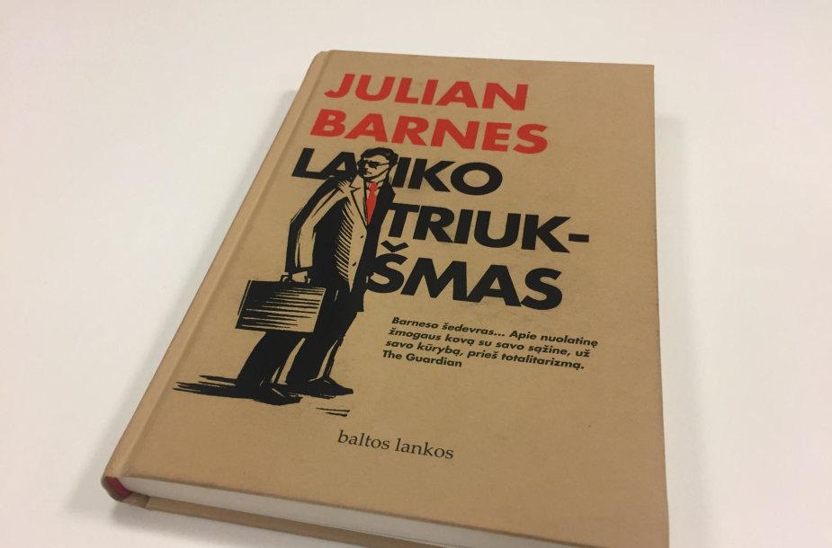 """Juliano Barneso romanas """"Laiko triukšmas"""""""