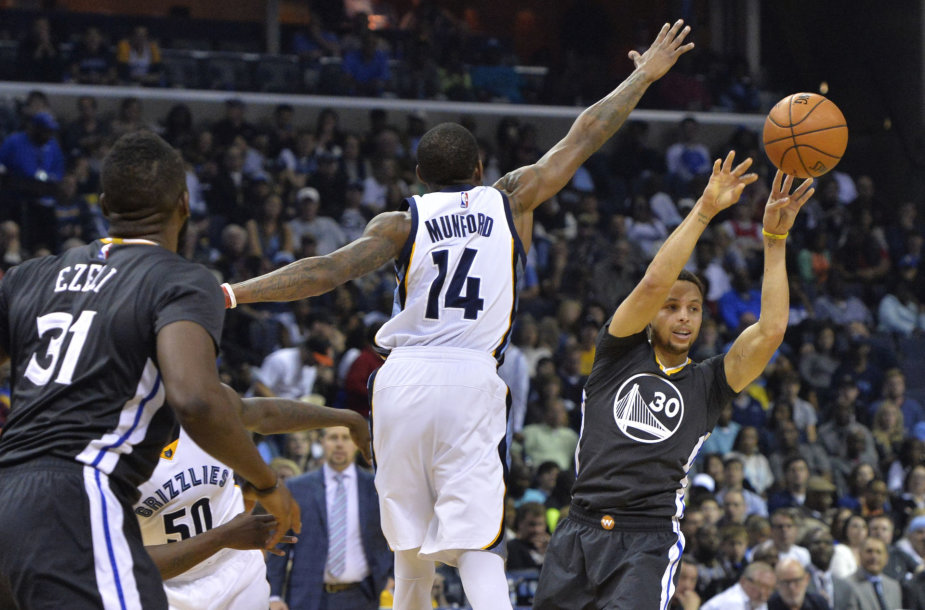 "NBA: ""Golden State Warriors"" – ""Memphis Grizzlies"""