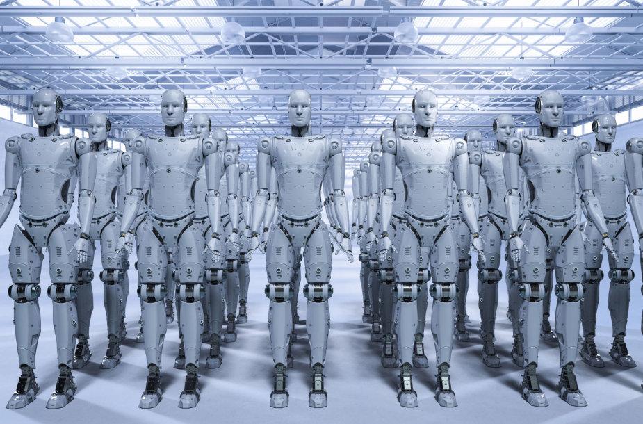 Robotų armija