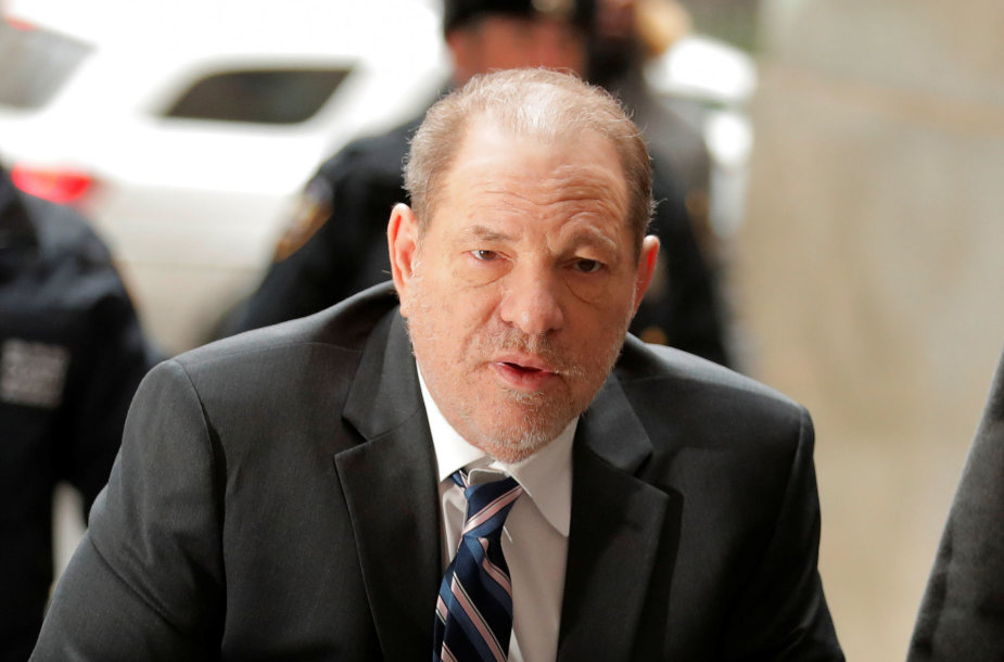 Harvey Weinsteinas