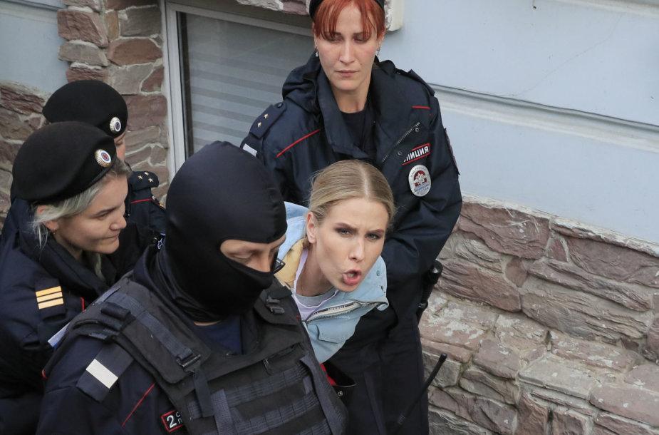 Liubovė Sobol
